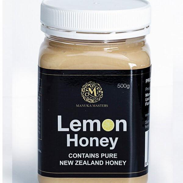 Manuka_master_Lemon_honey